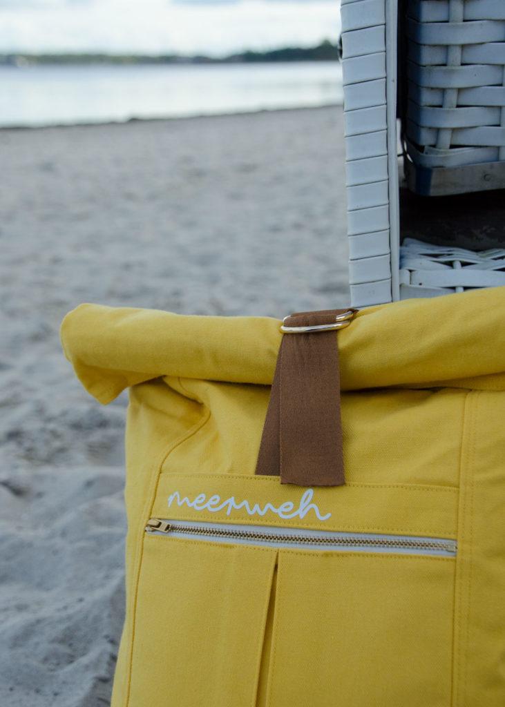 Ranges Backpack mit ganz viel meerweh for free - kreamino